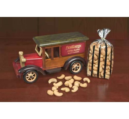1939 Armored Car with Cashews  (TR4402) - Vehicle Food Gifts  - Promotional Food Gifts