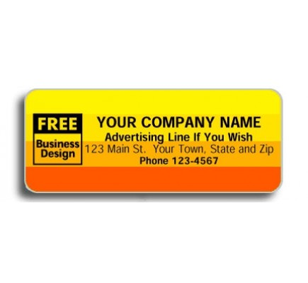 60 Lb. Stock Glossy Labels