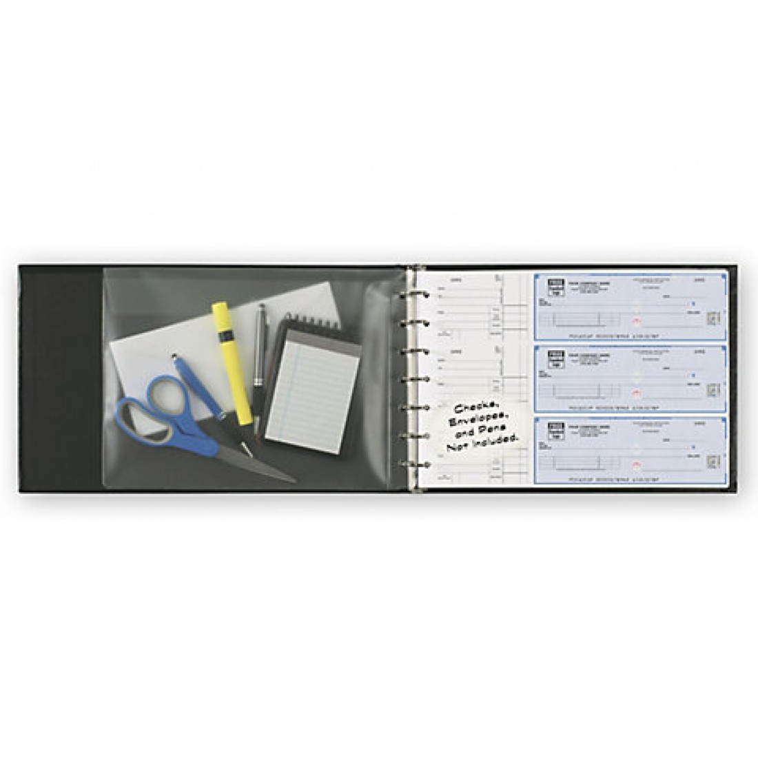 7 Ring Business Check Binder 54255N At Print EZ