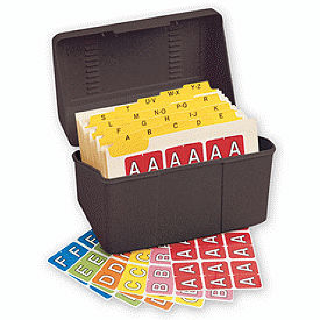 Sycom & Barkley Alpha Label Sheets Starter Set (Item #1650) - Business Checks Supplies  - Business Checks