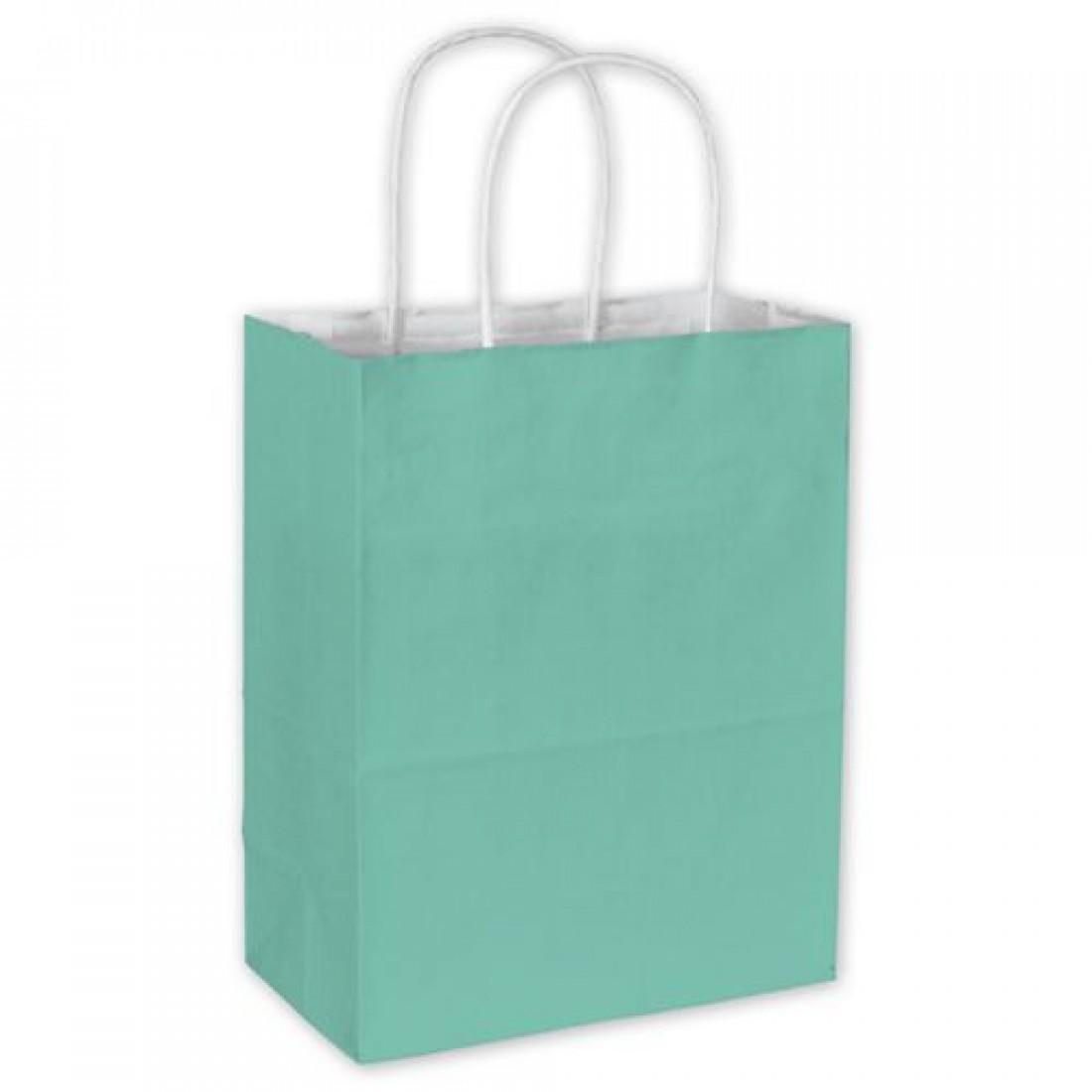 Aqua Cotton Candy Cub Bag