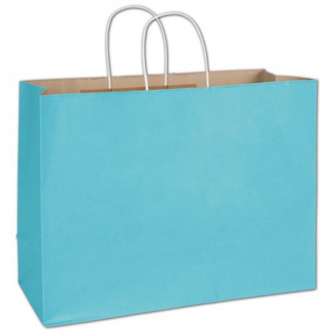 Arctic Blue Vogue Shopper