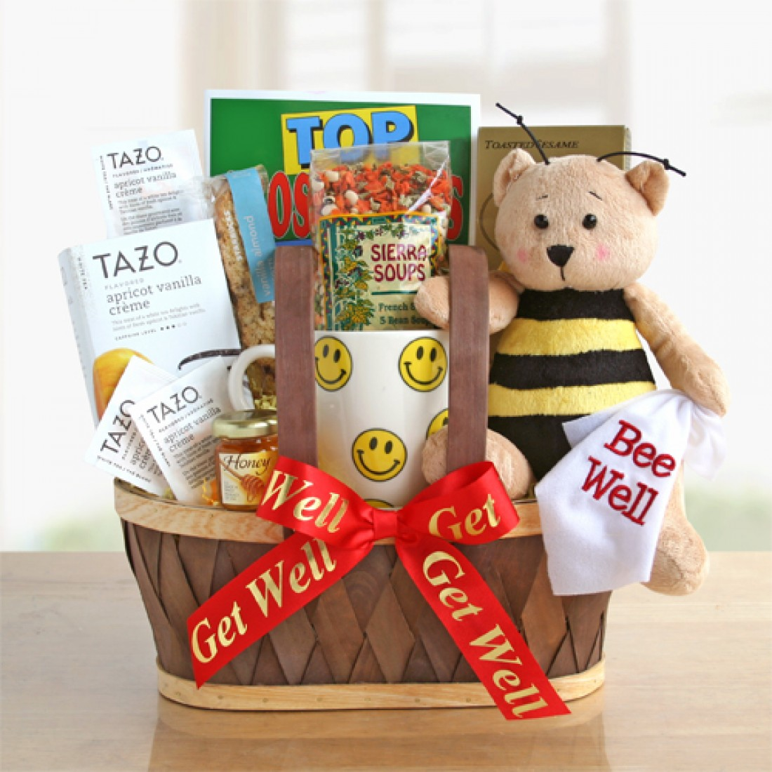 Bee well get gift baskets free shipping