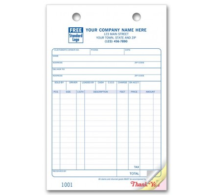 Building Materials Register Forms