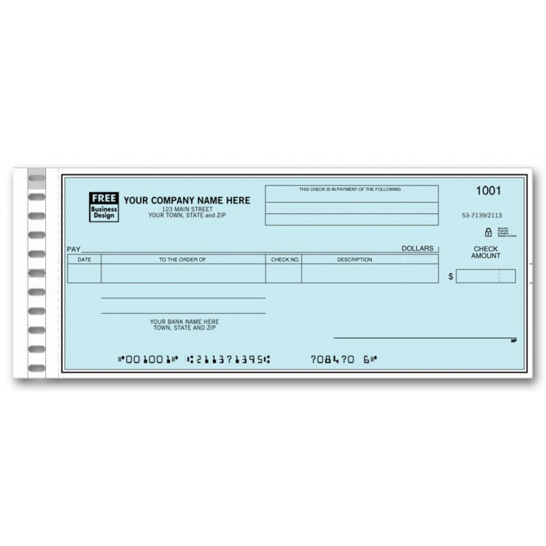 Cash Disbursement 1-Write Checks