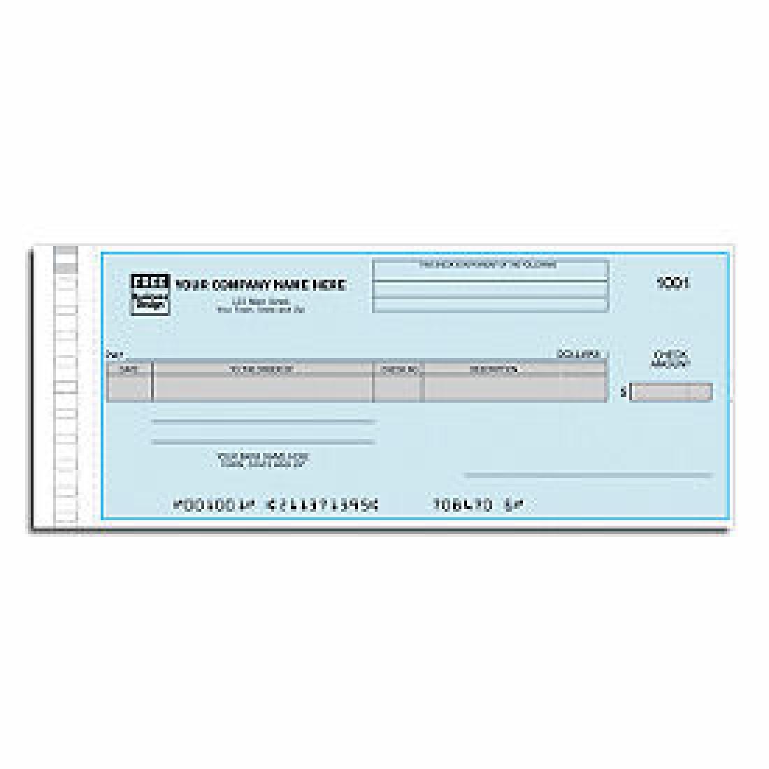 write check to cash