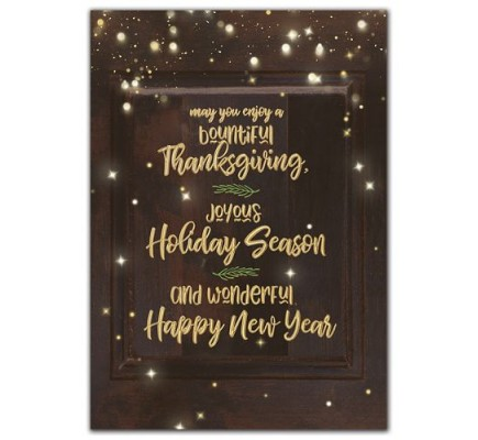 Celebrate It All Thanksgiving Cards