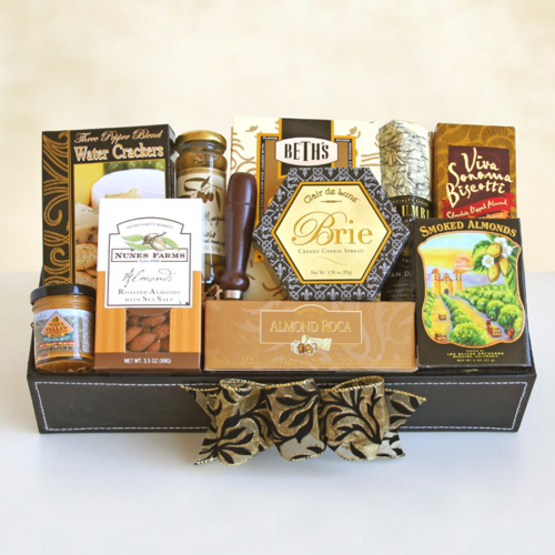 Classic gourmet gift boxes free shipping