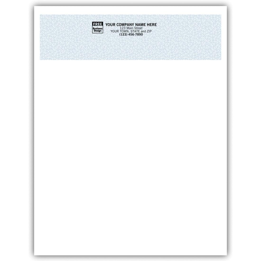 Classic Laser/Inkjet Professional Invoice