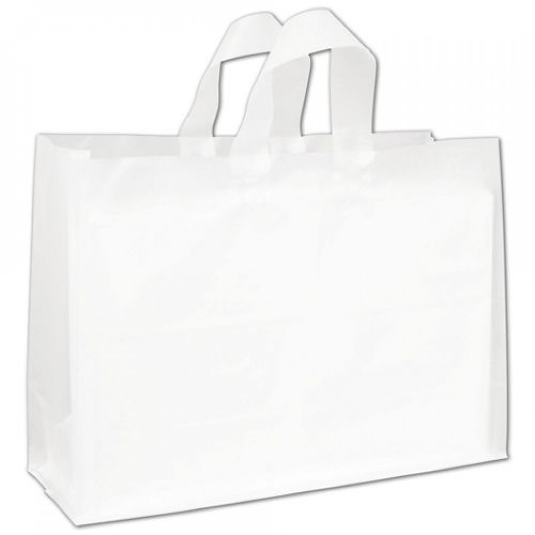 Clear Frst HiDen Bag 16x6x12