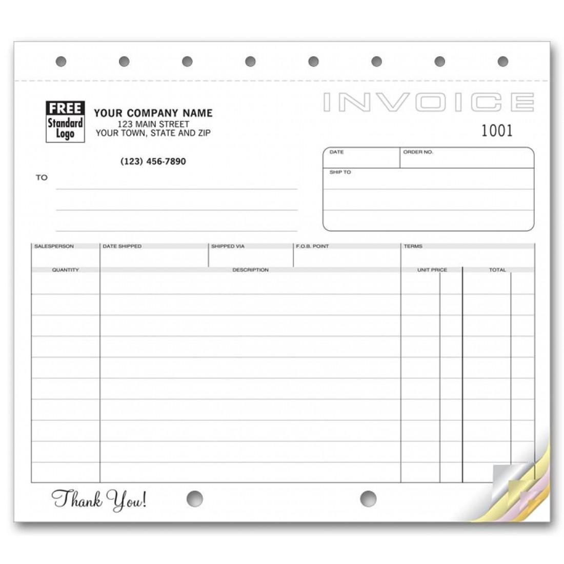 invoice company invoice