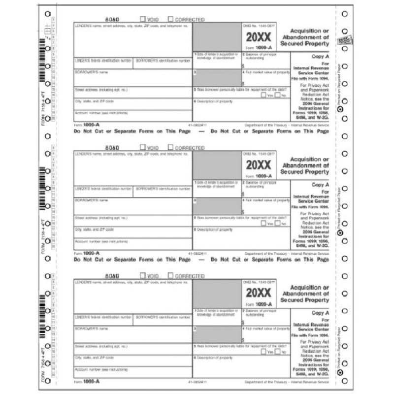 Form 1099 stock options