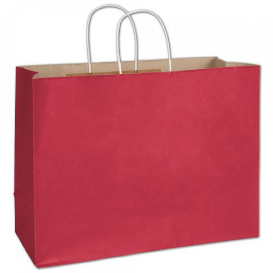 Crimson Vogue Shopper