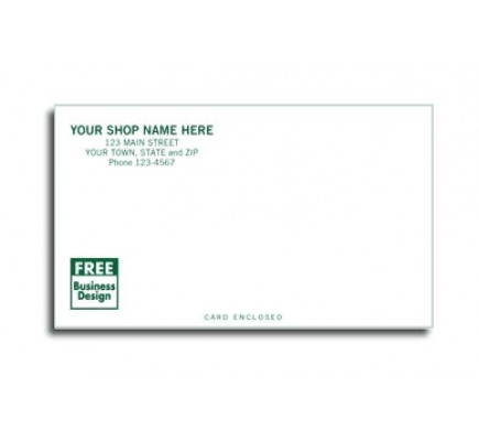 Custom Printed Envelopes for Florists