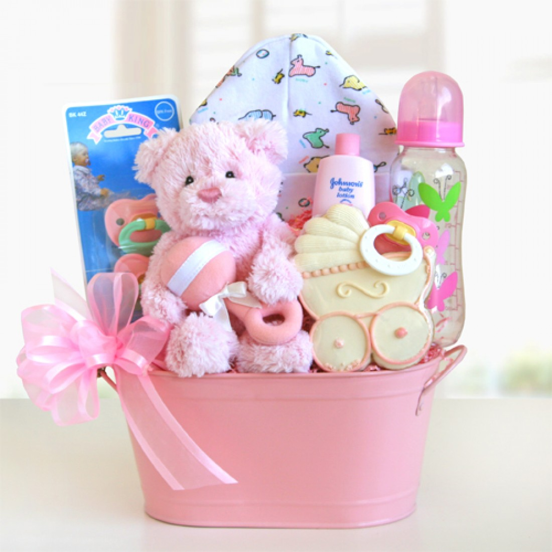 New Home Gifts Gift Baskets Gifts Com: Cute Package New Baby Gift Baskets