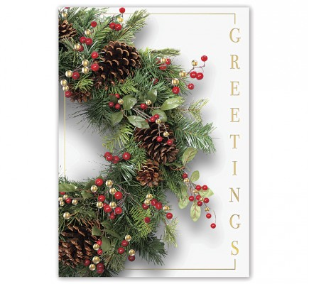 Door Decor Holiday Cards