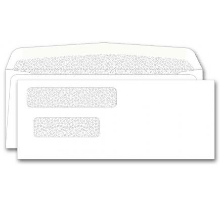 Double Window Envelopes Online
