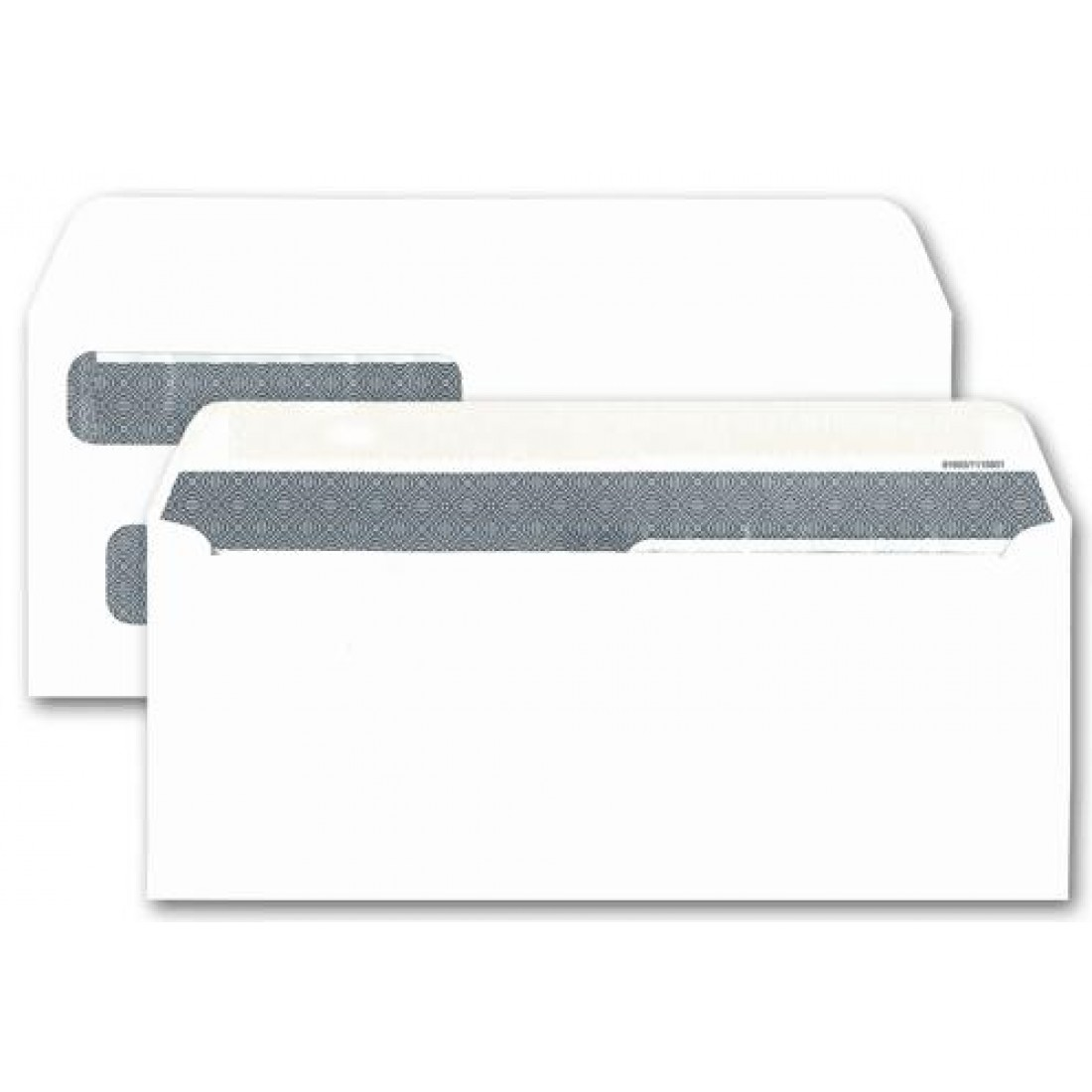 Double Window Envelopes for Computer Checks compatible with QuickBooks