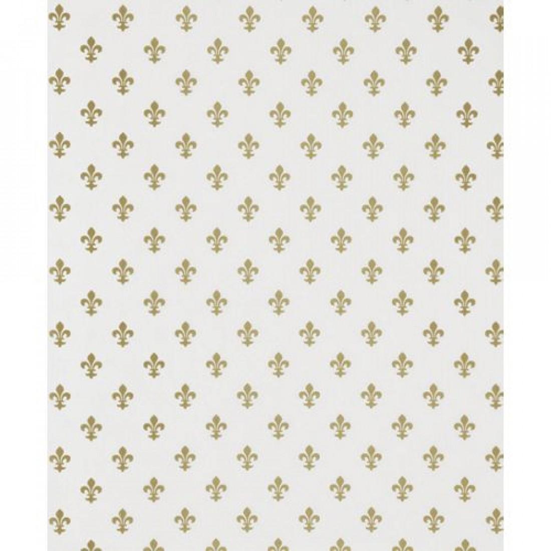 Fleur De Lis Tissue 20x30