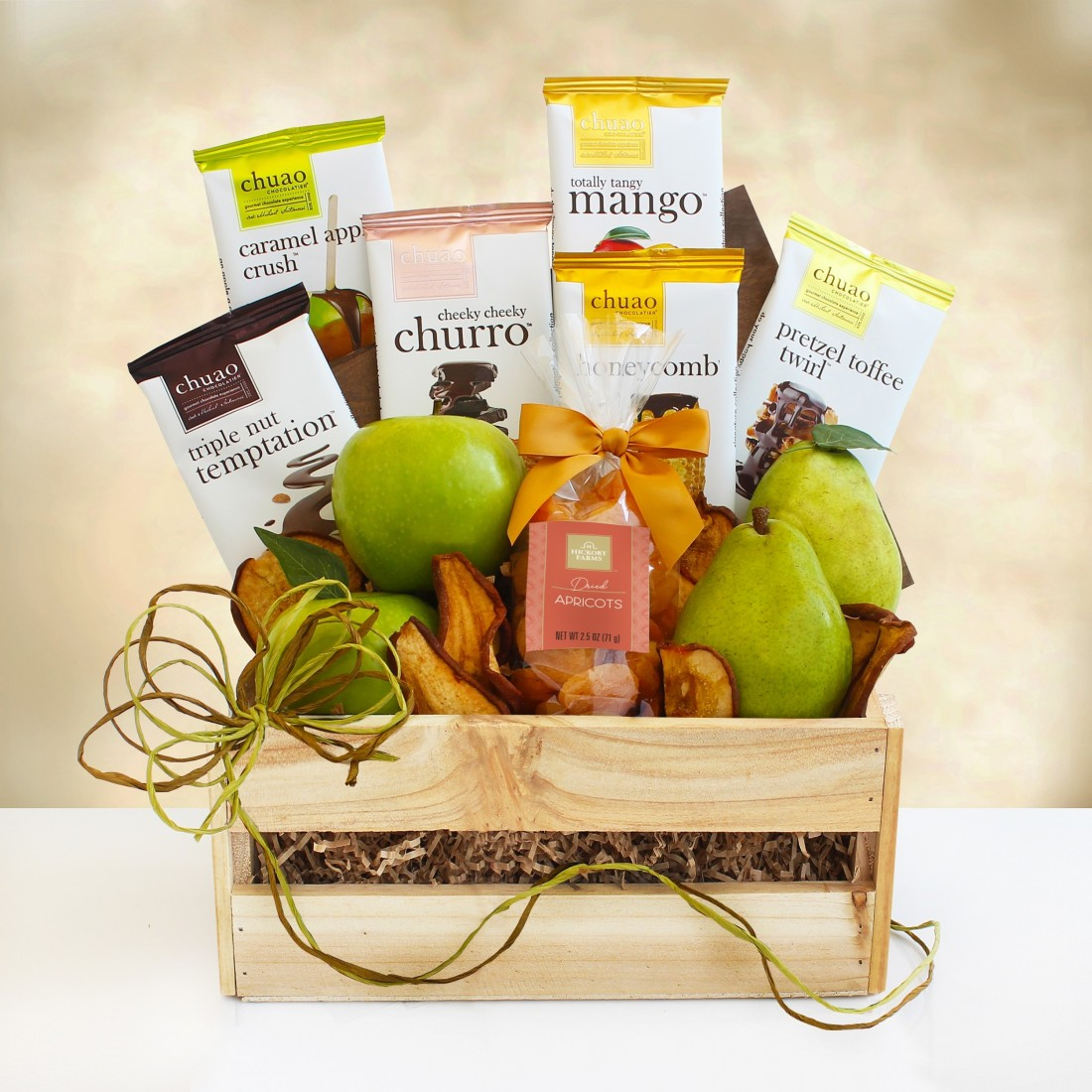 Fruit and Chocolate Classic Gift Crate