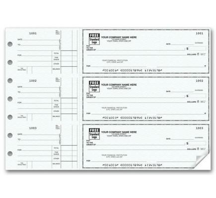 General Manual Business Checks - Business Checks Order 3 to a page business checks manual checks