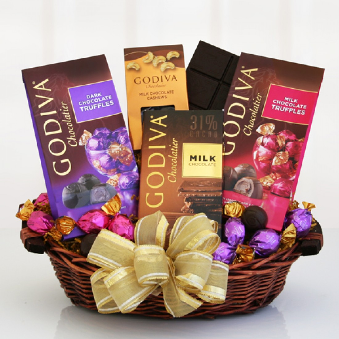 Chocolate Gift Baskets: Godiva Chocolate Gift Baskets
