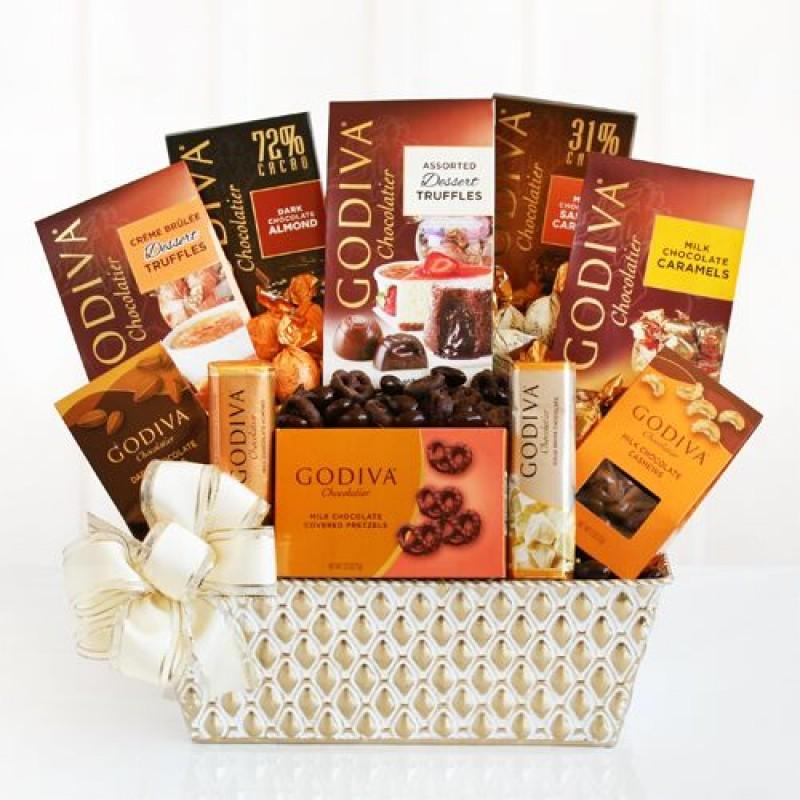 Godiva chocolate elegance free shipping