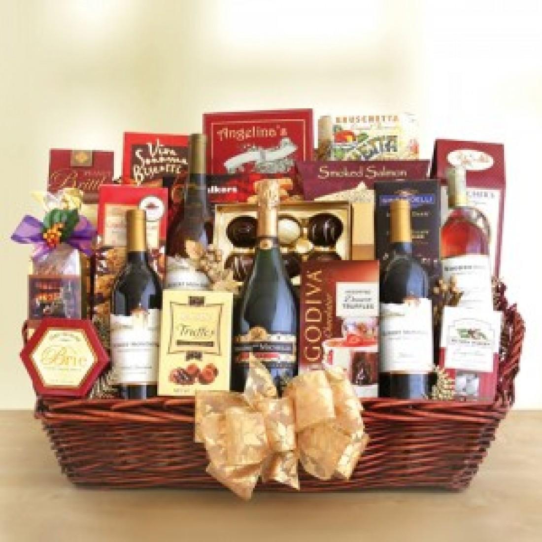 Gourmet Luxury Corporate Gift