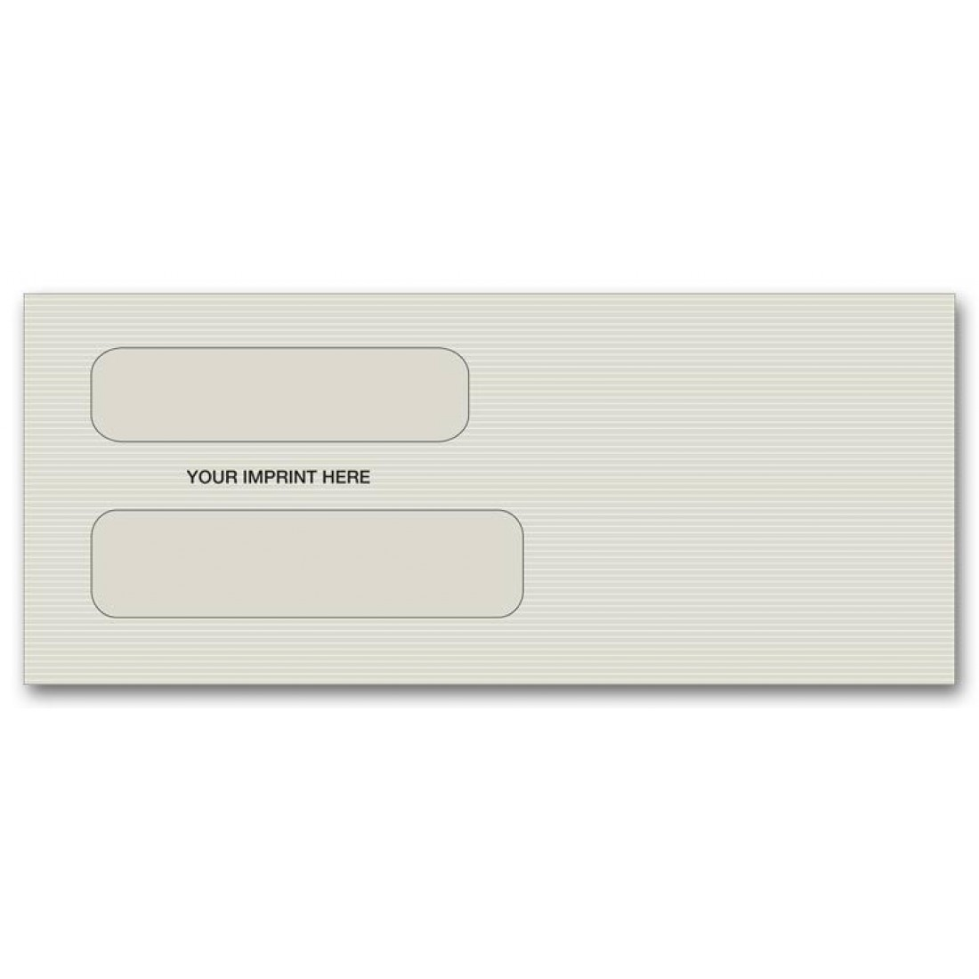 Gray self seal window envelopes free shipping for Window envelopes