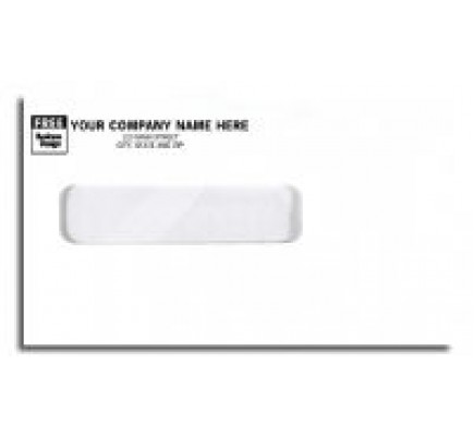 Gummed Single Window Envelopes