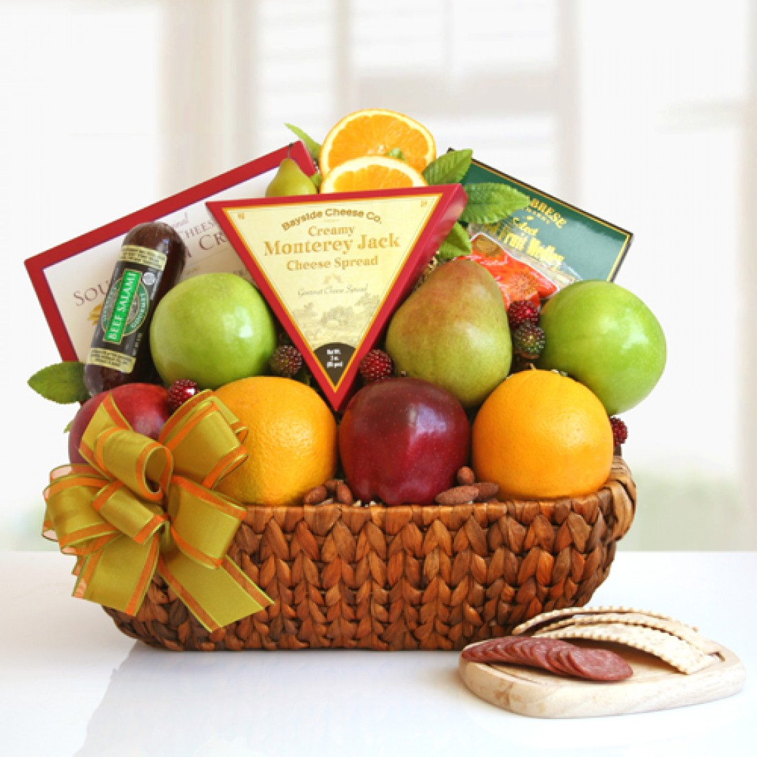 fruit gift baskets which fruit is healthy