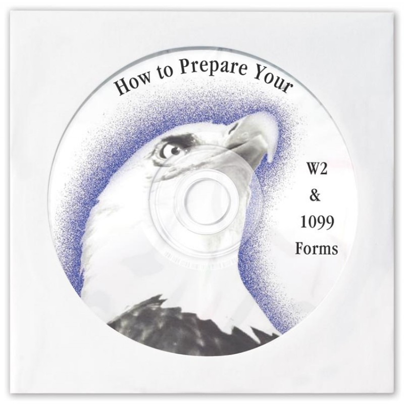 How To Prepare W 2 And 1099 Tax Forms