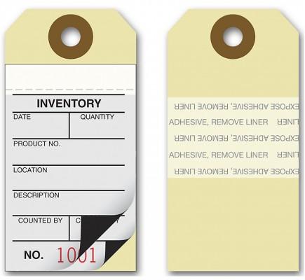 Inventory Mini Tag