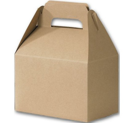 Kraft Gabl Box 8x4 7/8x5 1/4