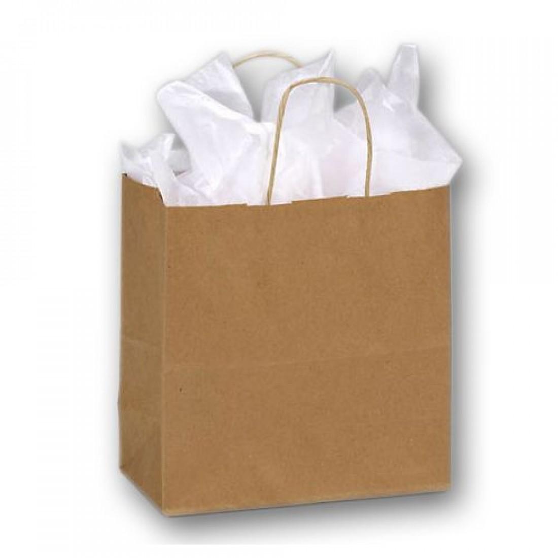 Kraft Paper Bag 10x5x10 1/2