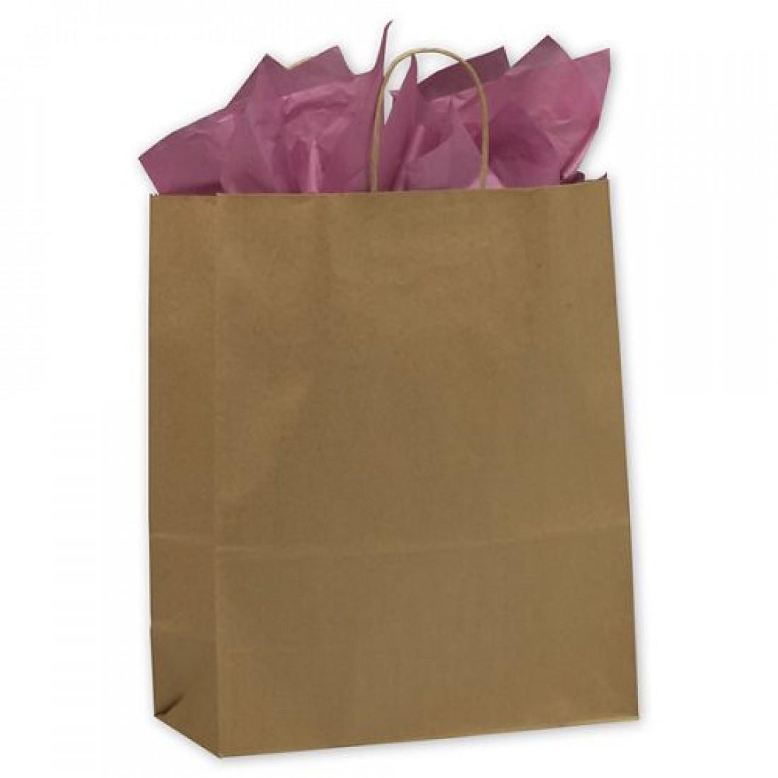 Kraft Paper Bag 13x6x15 1/2