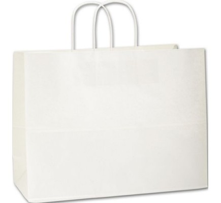 Kraft Paper Bag 16x6x12 1/2