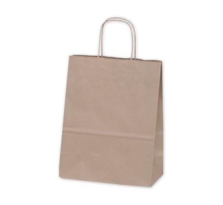 Kraft Paper Bag 8 3/4x6x14