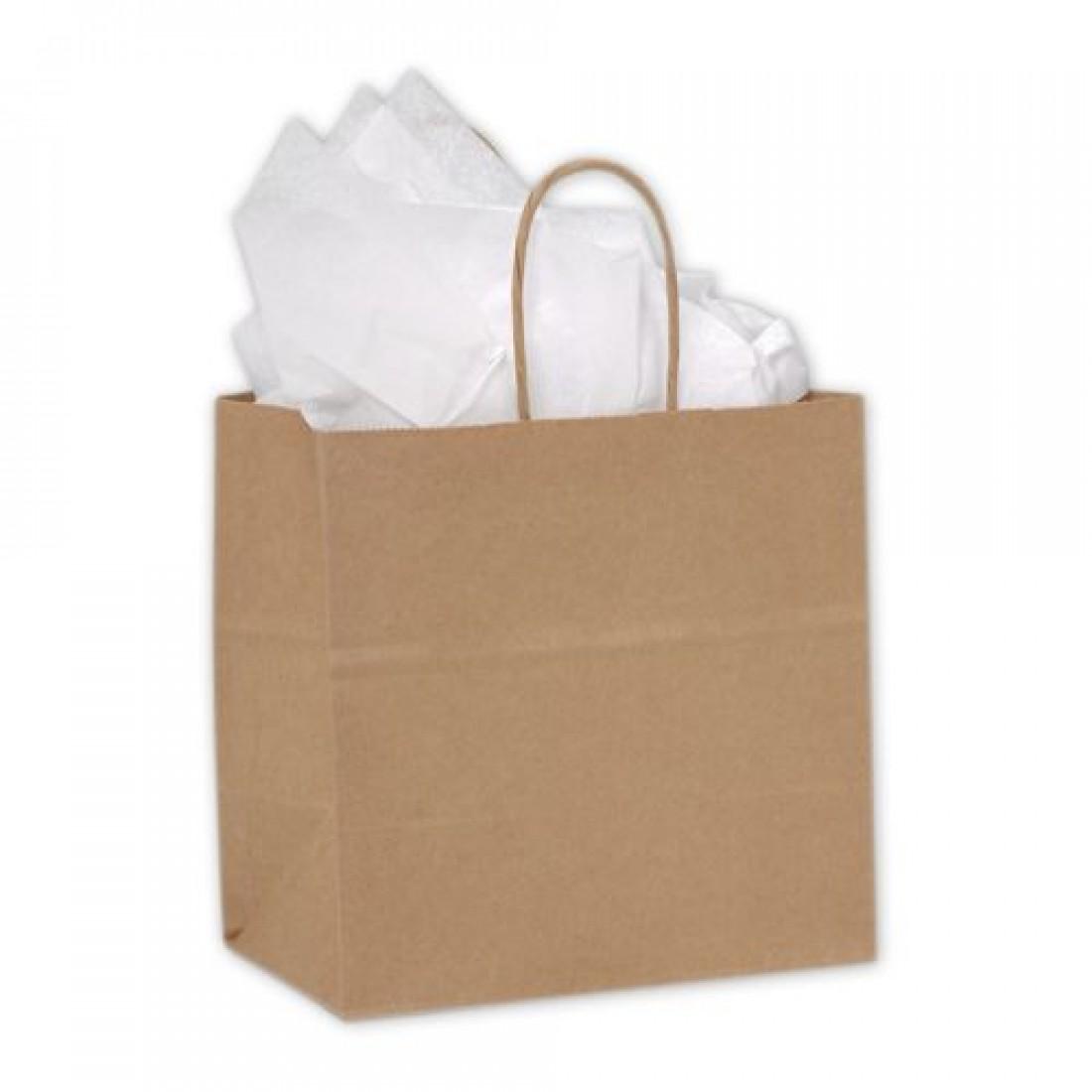 Kraft Paper Bag 8 x 5 x 8