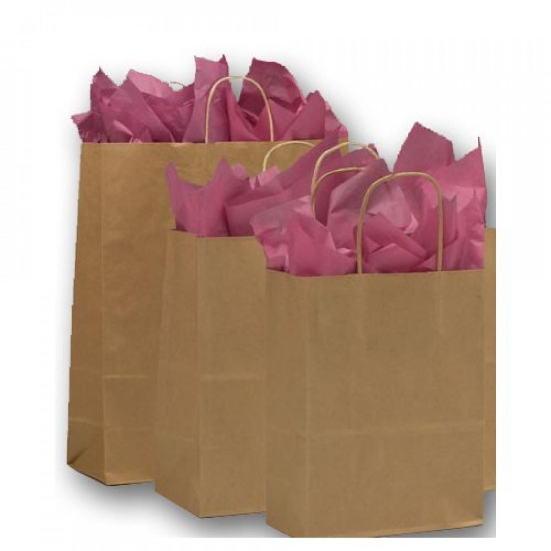 Kraft Paper Bag Assortment