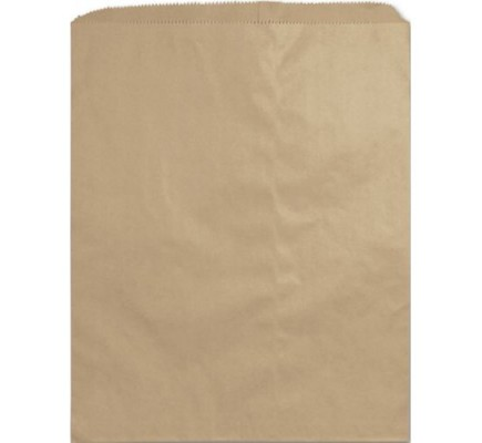 Kraft Paper Merch Bag 12x15