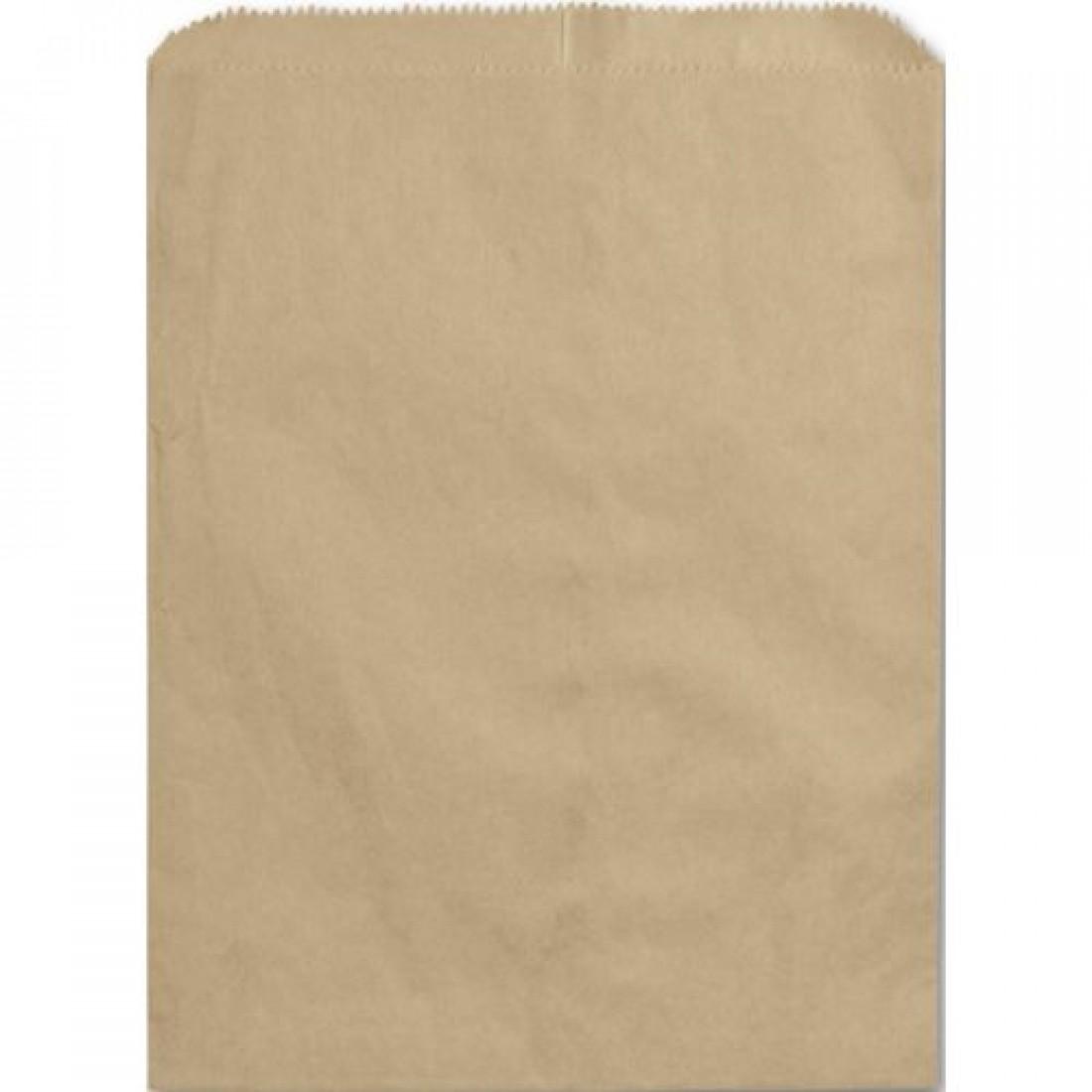 Kraft Paper Merch Bag 8.5x11