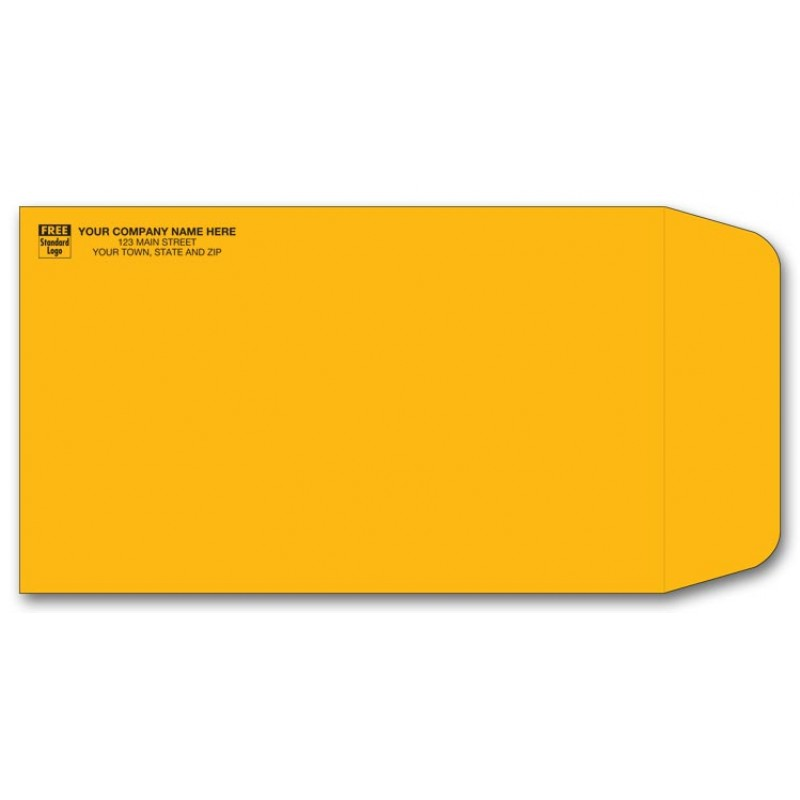 Large Brown Mailing Envelope