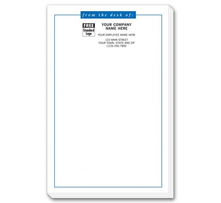 Large Memo Pads from The Desk Of