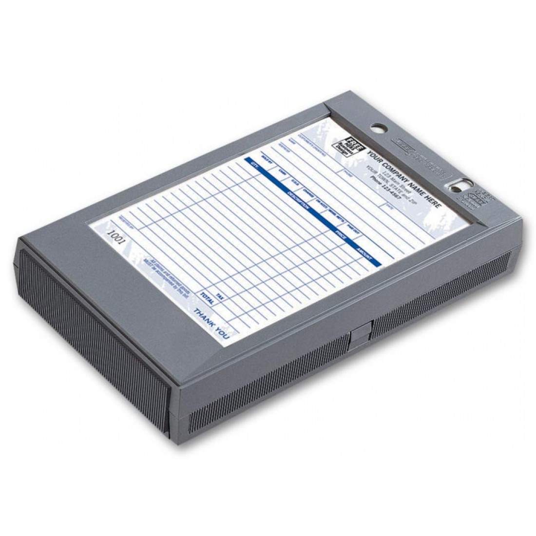 Large Plastic Portable Countertop for Register Forms