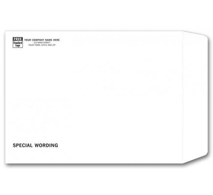 Large Sized Business Envelope