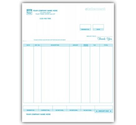 Laser Statement (12290) - Laser & Inkjet Forms  - Computer Forms