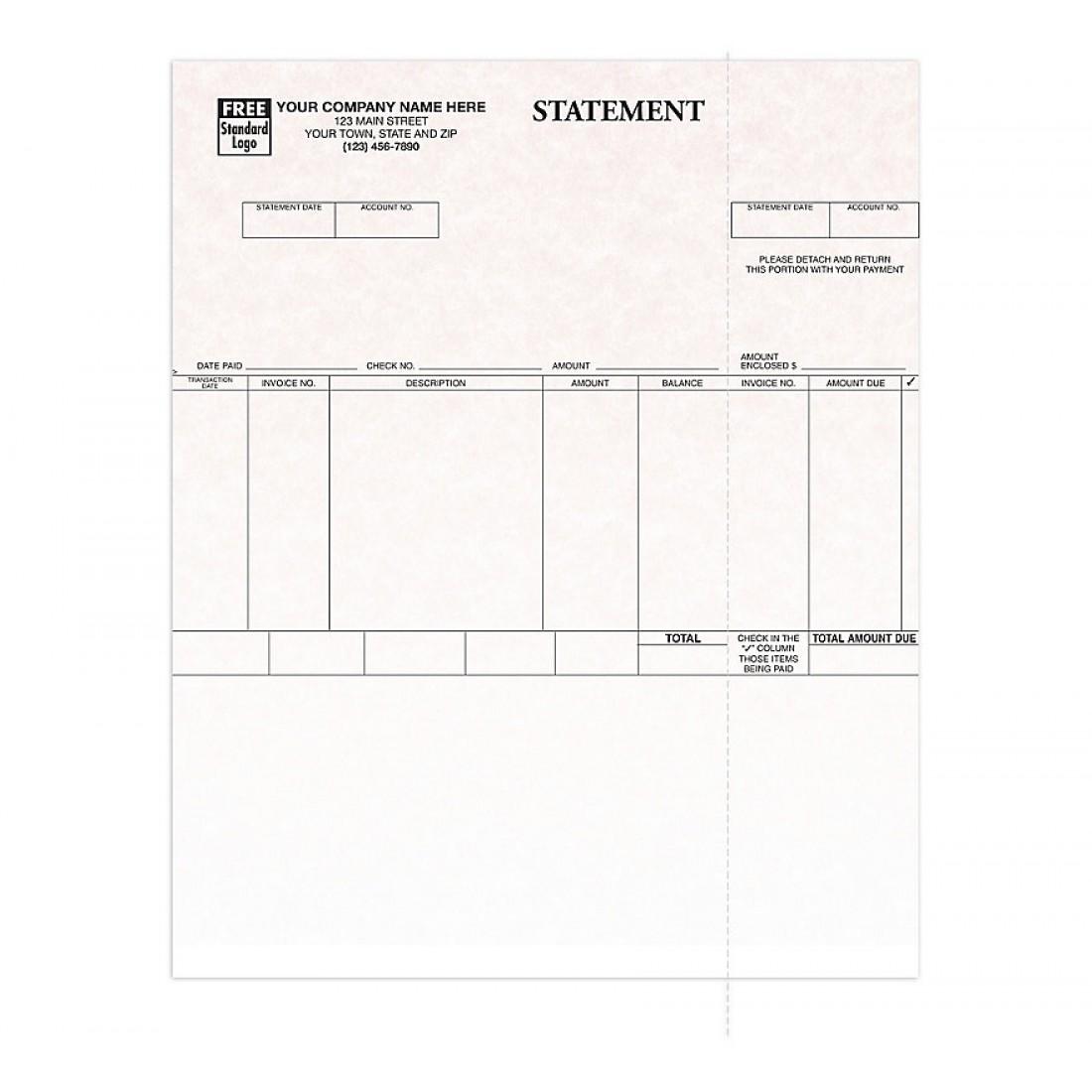Laser Statement Parchment