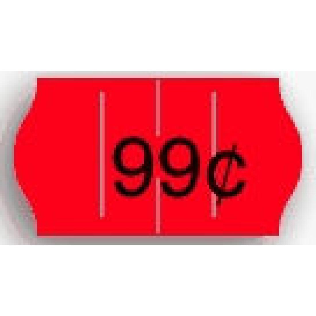 METO Pricing Gun Labels