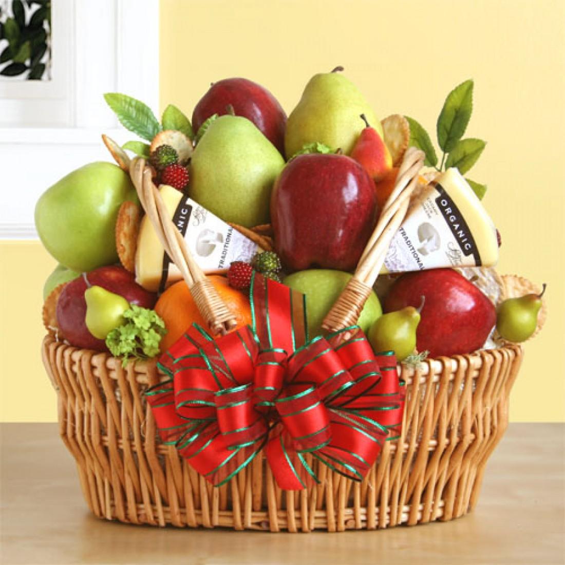 fruit bouquet blocks fruit market